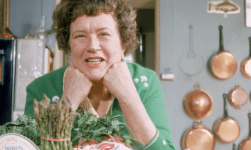 Katie Villegas - It's never too late – just ask Julia Child